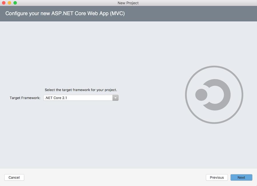 NET Core Support in Visual Studio for Mac 7 5 - Matt Ward